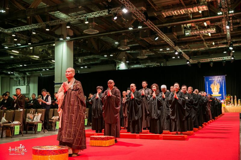 2016歲次丙申 新加坡中元祭祖護國息災超薦繫念法會暨傳統文化講座